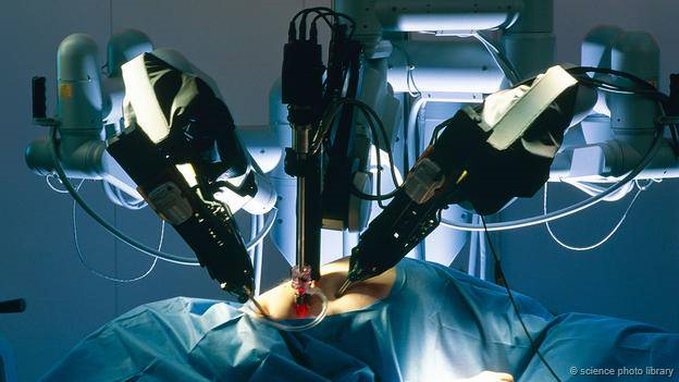 robots in surgical procedures essay Today, robotic technology has gone a great leap robots can now perform tasks that can hardly or impossibly be done by humans (lanfranco, castellanos, and desai, 2004) robotic surgery, nowadays, is a fast-growing technological trend in surgical profession.
